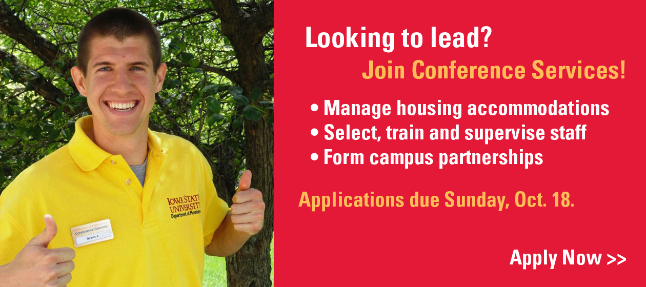 Conference Services is Hiring!