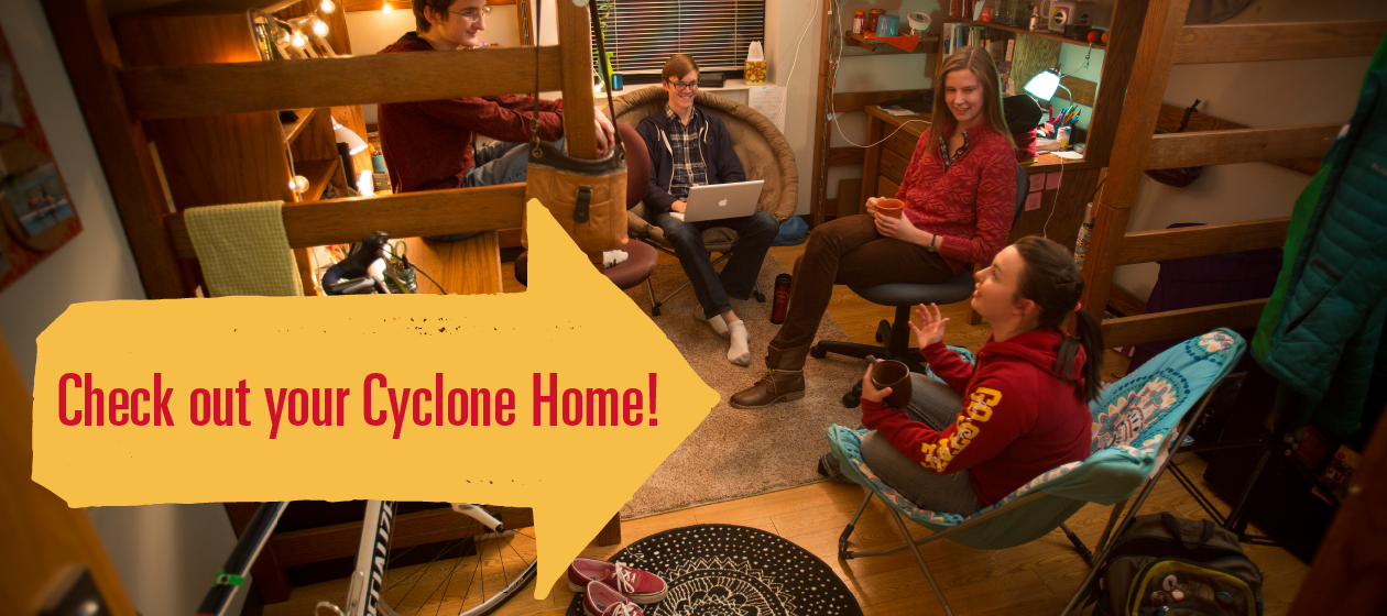 Check Out Your Cyclone Home